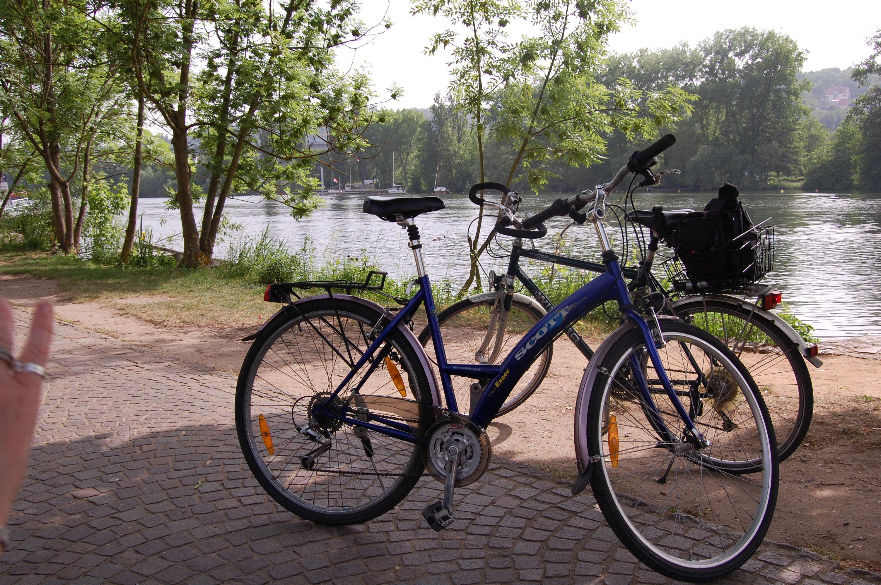 Hotel mit Fahrradverleih Tauber
