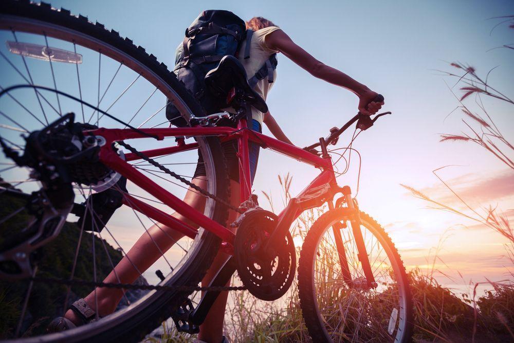 Radsport Ausflug