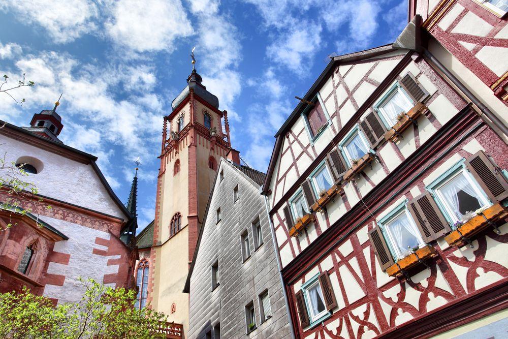 Hotel im Lieblichen Taubertal Kreisstadt Tauberbischofsheim
